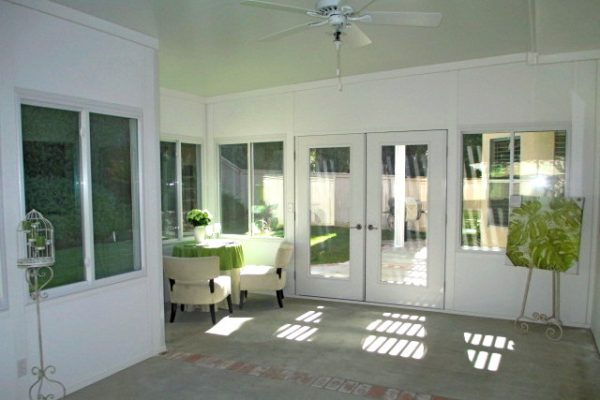 Build a Sunroom