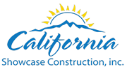California Showcase Construction Logo