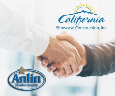 California Showcase Construction, Inc. and Anlin Window Systems