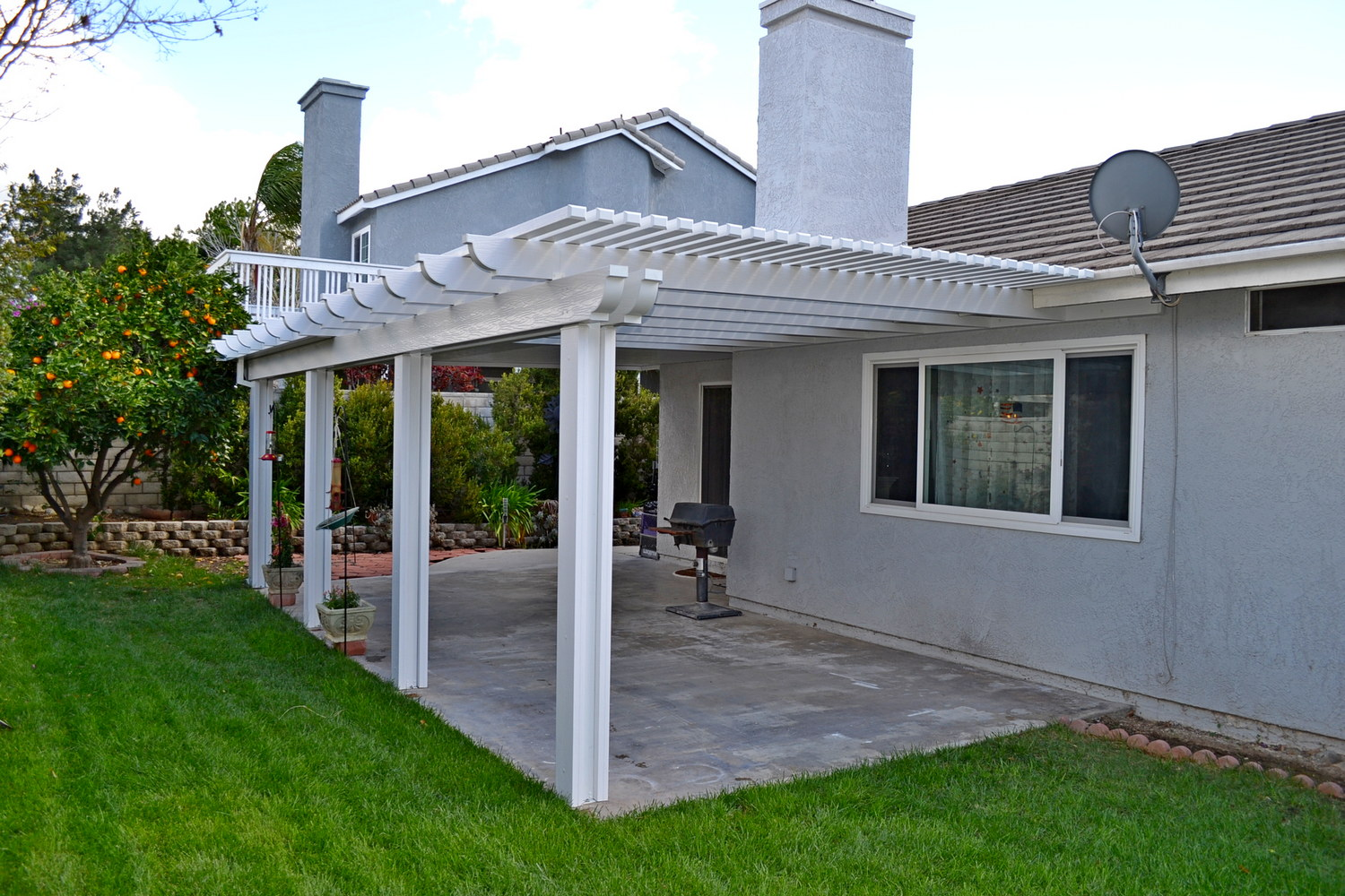 Project: Patio Cover in Redlands