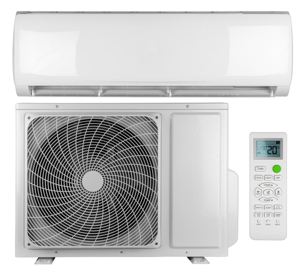 Set,Collection,Of,Air,Conditioner,Ac,Inverter,Heat,Pump,Mini