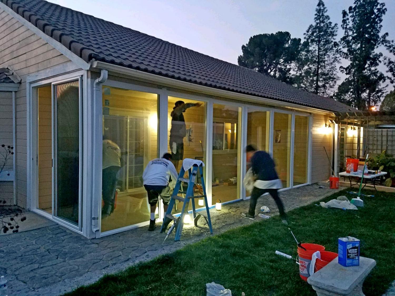 Sunroom Project in Oceanside, CA (4)